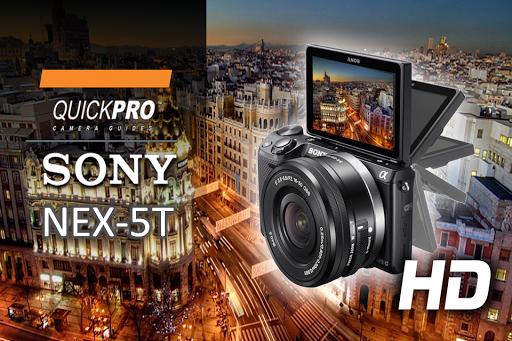 Sony NEX-5T QuickPro