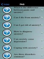 Screenshot of Anxiety Test