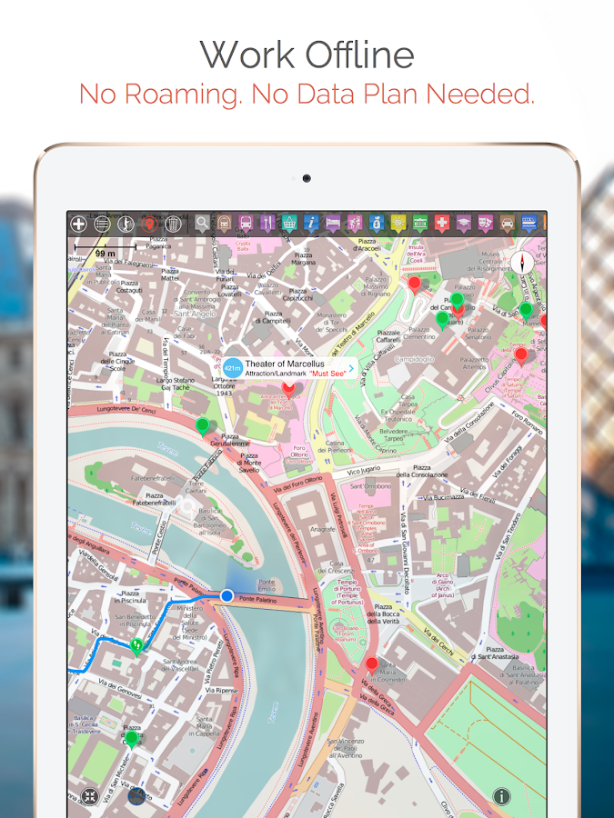 Kotor Map And Walks Android Apps On Google Play
