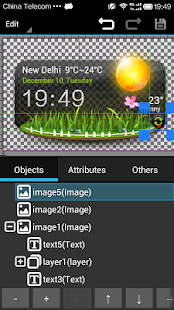 XWidget- screenshot thumbnail