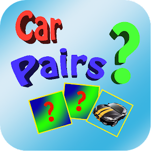Car Pairs 紙牌 App LOGO-APP試玩
