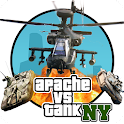 GT Apache vs Tank in New York logo