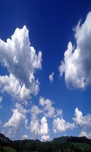 Moving Blue Skies