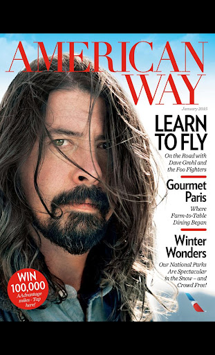 American Way magazine