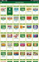 Screenshot of New Jersey Lottery