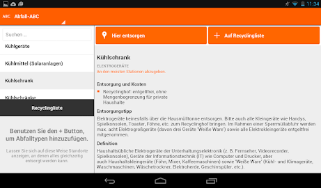Abfall-App | BSR Screenshot 17