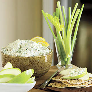 Smoked Trout-and-Horseradish Spread.