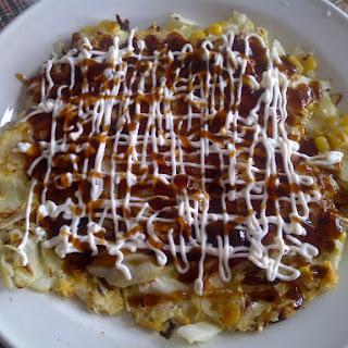Japanese Pancake (made 2 Ways)