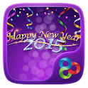 Happy New Year Launcher Theme icon