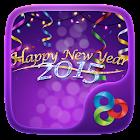 Happy New Year Launcher Theme icon