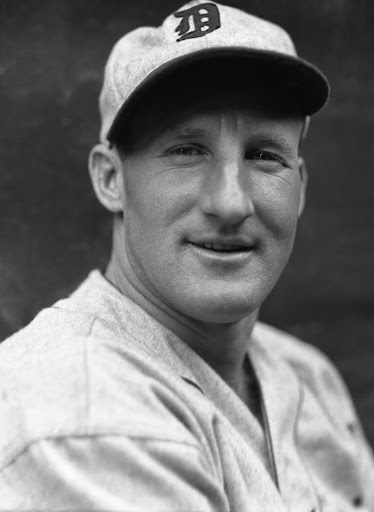 Goose Goslin of the Detroit Tigers