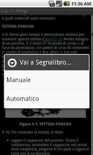 Manuale di Sopravvivenza - screenshot thumbnail