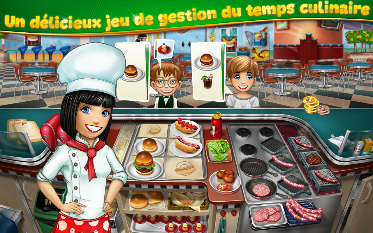 cooking fever – applications android sur google play