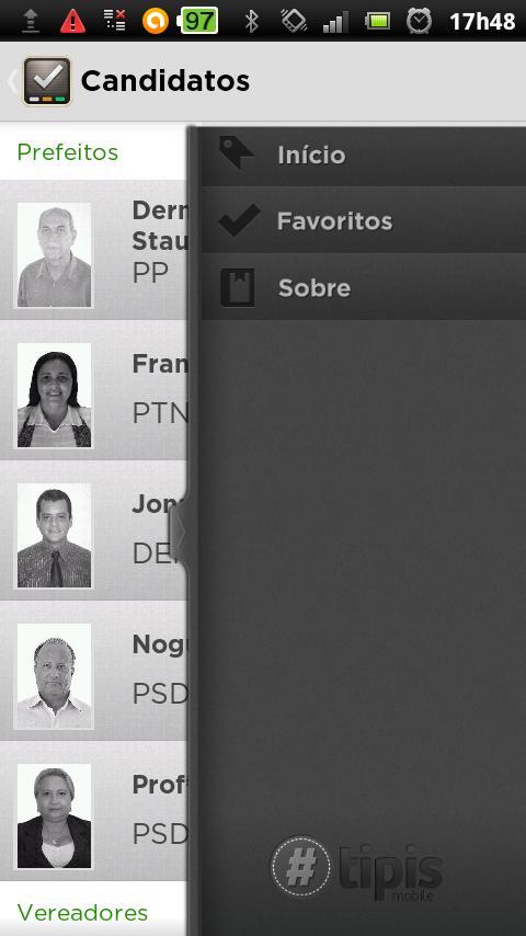 Voto Consciente- screenshot