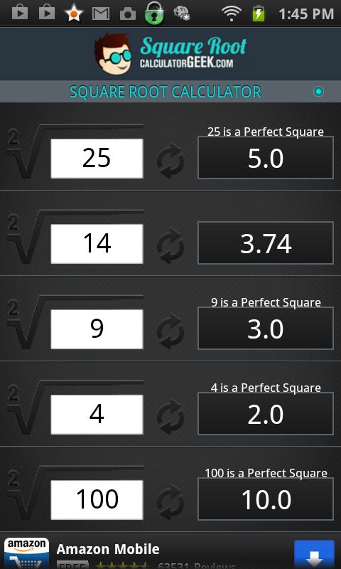 Is zero a perfect square?