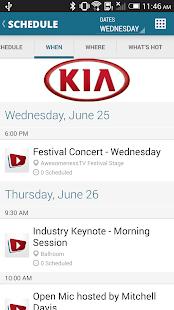VidCon 2014 - screenshot thumbnail