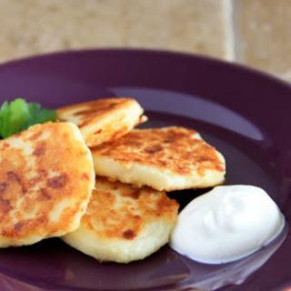 Mashed Potato Pancakes - Картофельные Блинчики