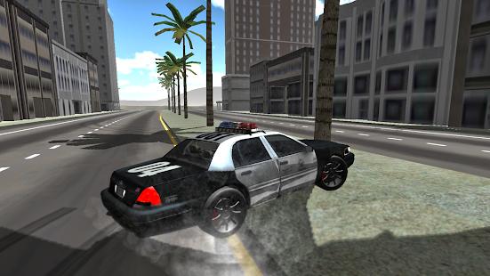 Police-Drift-Car 2