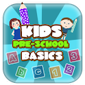 Kids Pre School Basics icon
