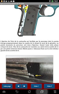 Pistolets FN 1910 - 1922- screenshot thumbnail