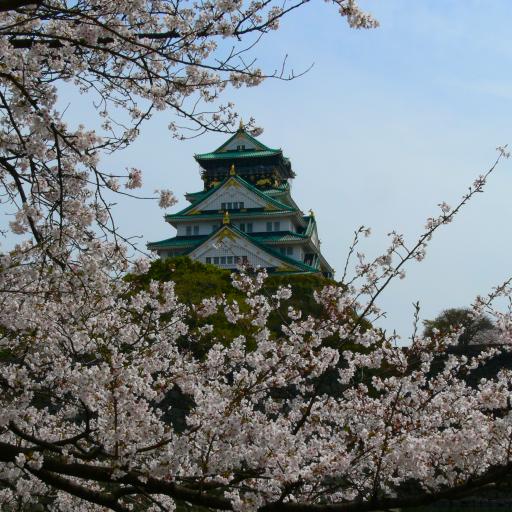 Osaka Castle(JP058)