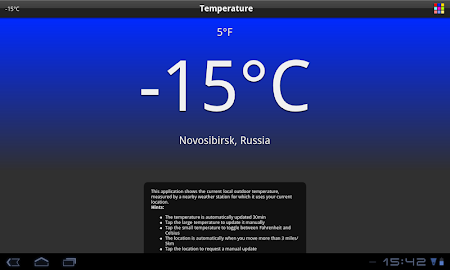 Temperature Free Screenshot 8