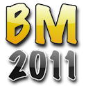Burn Man 2011 logo
