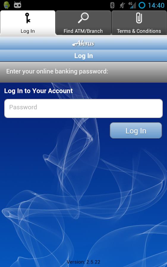Alerus Mobile Access - screenshot