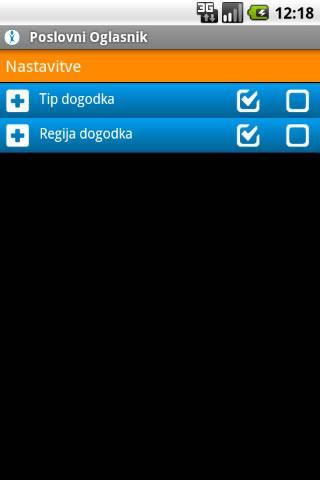 Poslovni Oglasnik - screenshot