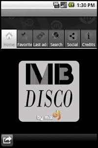 MB Disco by mix.dj screenshot 0