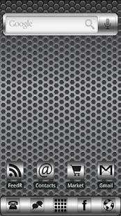 ADWTheme Steel Screenshot 1