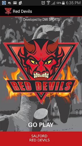 Salford Red Devil's Official