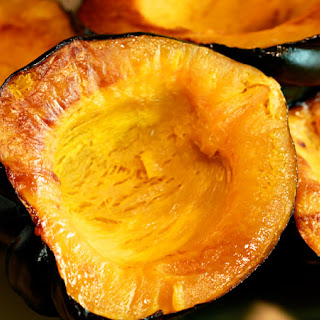 Carla Hall's Candied Acorn Squash