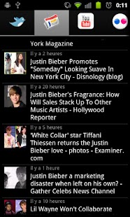 Justin Bieber Be Fan - screenshot thumbnail
