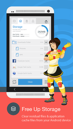 download aplikasi cleaner android