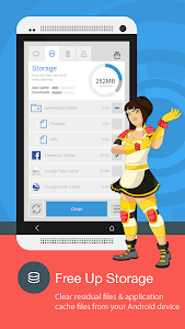 The Cleaner - Speed up & Clean v1.2.3
