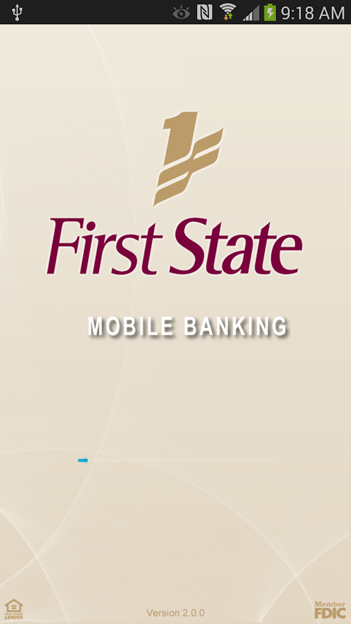 First State Bank TN - Mobile - screenshot