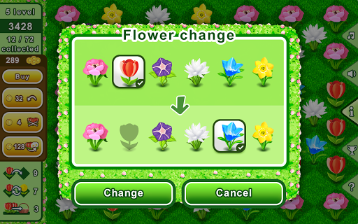 Bouquets - Blooming flower garden. Flowers game for PC