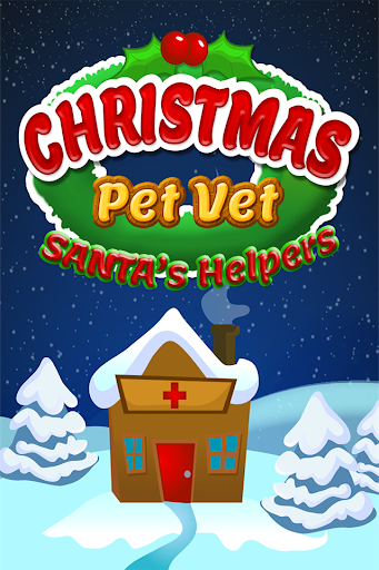 Christmas Pet Vet Doctor FREE