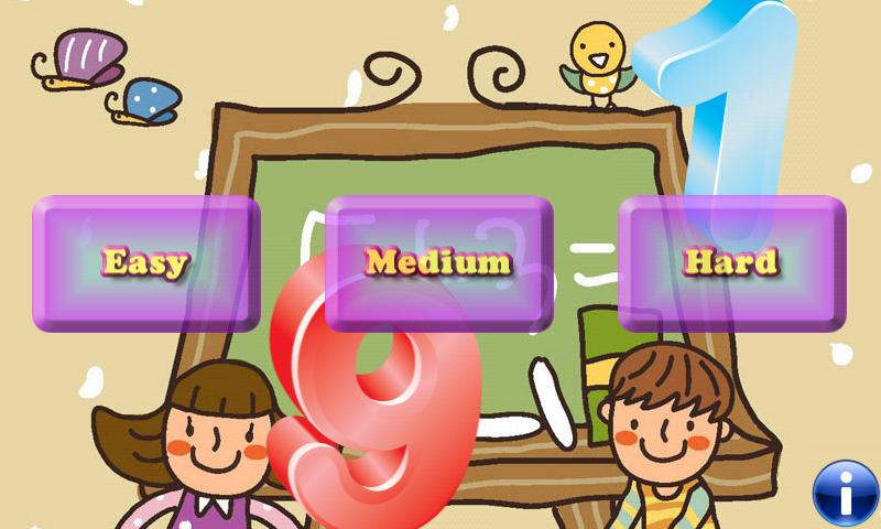 Puzzles Math Game for Kids ! - screenshot