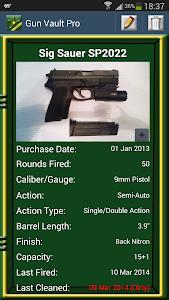Gun Vault Pro v1.6
