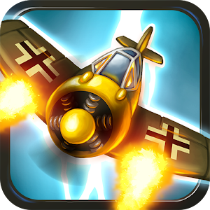 Aces of the Luftwaffe 街機 App Store-癮科技App
