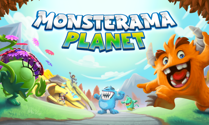 Monsterama Planet - screenshot