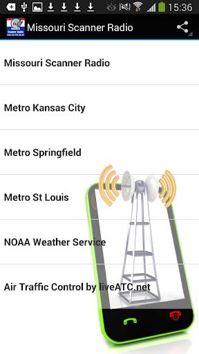 Scanner Radio Missouri FREE
