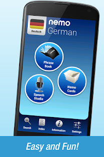 FREE German by Nemo- screenshot thumbnail