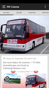 Fanclub Rut Wiess Colonia - screenshot thumbnail