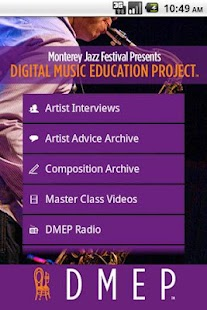 Digital Music Education Proj. - screenshot thumbnail