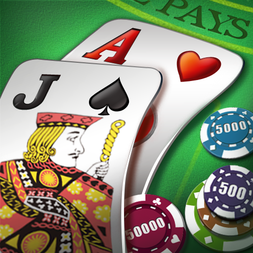 21點 - AE Blackjack 紙牌 App LOGO-硬是要APP