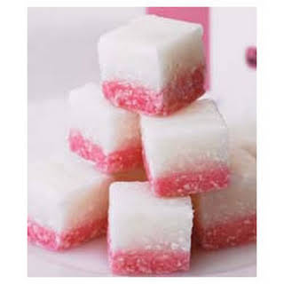 Coconut Ice Without Condensed Milk Recipes.