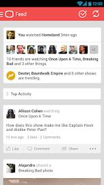 tvtag - formerly GetGlue Screenshot 1